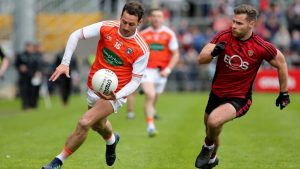Super Sub Andy Saves Armagh!