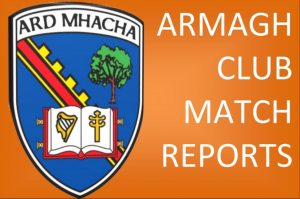 Armagh Club Match Reports 17/07/19 – 21/07/19