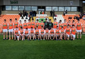 Donegal dump out Armagh Minors