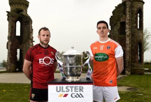 Armagh aim to Down neighbours