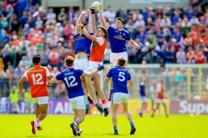 Breffni boys leave Armagh feeling blue
