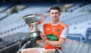 Gaffney good to go for Armagh