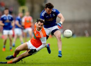Moynagh's Cavan mission not yet complete