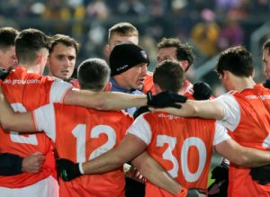 McGeeney proud of his men