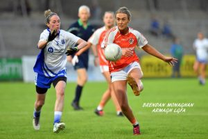 Armagh Ladies Championship Finals Match Reports