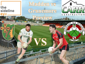 Madden and Granemore meet in grudge match
