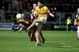 Clontibret crush Crossmaglen's Ulster hopes