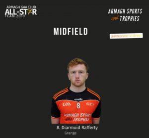 All-Star – Diarmuid Rafferty