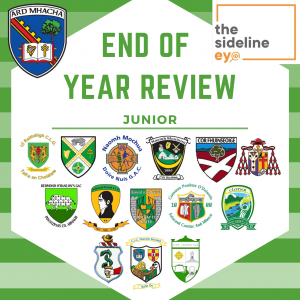 End of Year Review – Junior