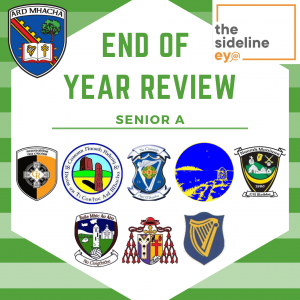 End of Year Review – Senior A
