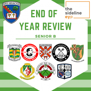 End of Year Review – Senior B