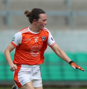 Division Two Player of the Year – Sarah Marley