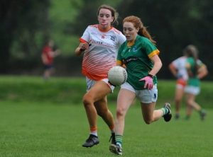 Division Four Player of the Year – Riona Cunningham