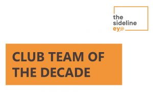 Team of the Decade – Full Forward Line