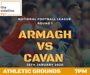 Armagh to add to Cavan woes with winning start