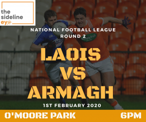 Portlaoise journey poses tougher test for Armagh