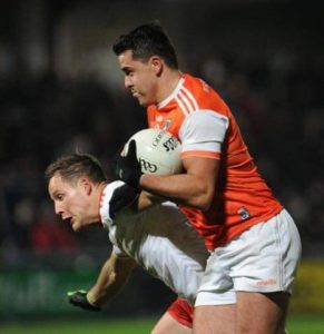 Tyrone topple Armagh to secure semi final spot