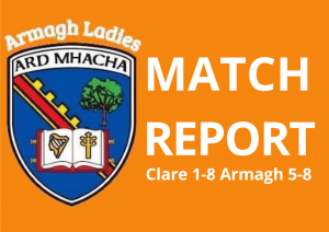 Armagh Ladies lay down marker in league opener