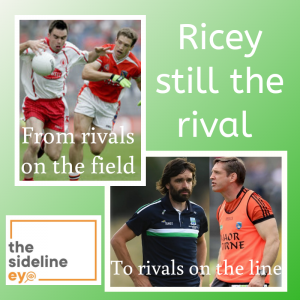 Ricey still the rival