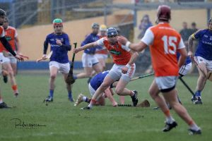Hurlers hang on to claim draw