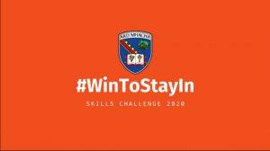 Armagh GAA #WinToStayIn Skills Challenge