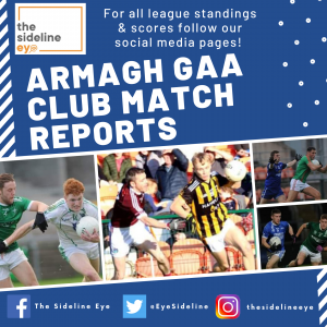 Armagh GAA Club Match Reports – Round Two