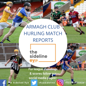 Armagh Hurling Club Match Reports