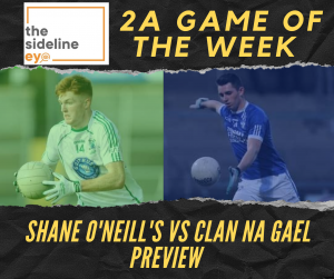 2A Game of the Week – Round 2