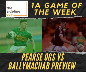 1A Game of the Week – Round 3