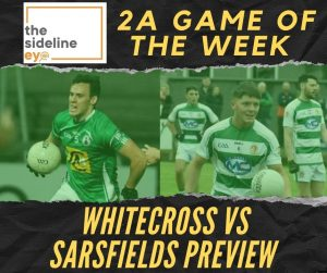 2A Game of the Week – Round 3
