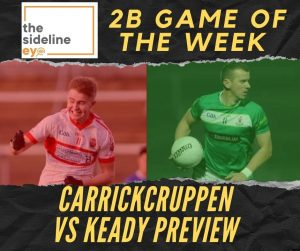 2B Game of the Week – Round 3