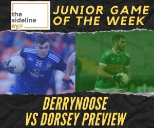 Junior Game of the Week – Round 3