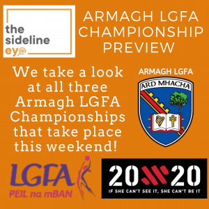 Armagh LGFA Championship Preview