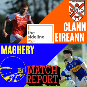 Maghery vs Clann Eireann Match Report