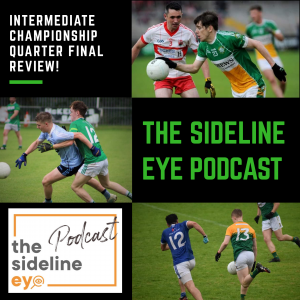 Intermediate Championship Quarter Final Review