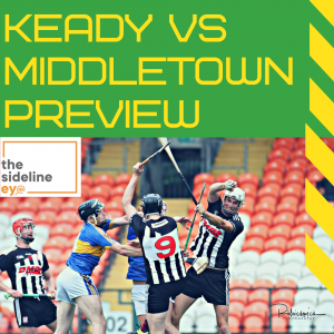 Keady vs Middletown Preview