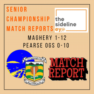Maghery make Championship decider