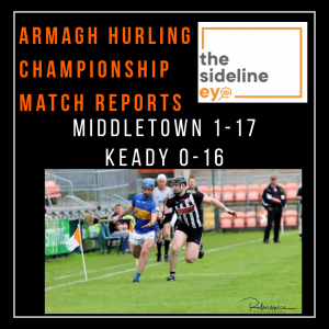 Middletown vs Keady Match Report