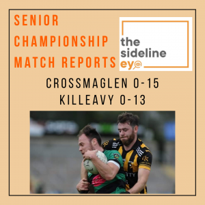 Crossmaglen vs Killeavy Match Report