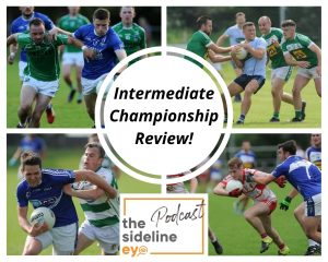 Intermediate Championship Review