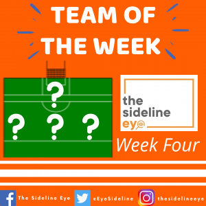 Team of the Week – Week Four