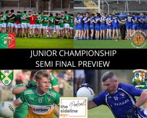 Junior Championship Semi Final Preview Podcast