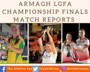 LGFA Championship Finals Match Reports