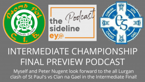 Intermediate Championship Final Preview Podcast