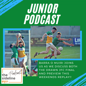Junior Championship Final Replay Preview Podcast