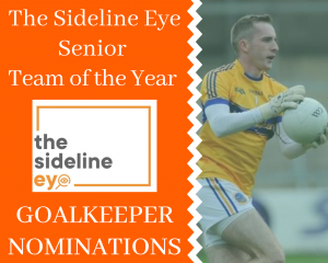 Senior Team of the Year – Goalkeepers