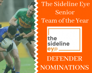 Senior Team of the Year – Defenders