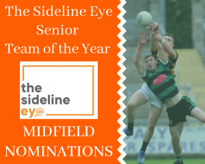 Senior Team of the Year – Midfielders