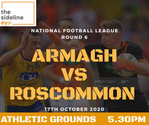 Armagh raring to go for Rossie visit