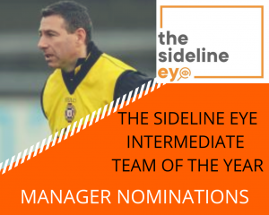 Intermediate Team of the Year – Managers
